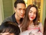 Hồ Ngọc Hà và Kim Lý 'tình bể bình' khi hẹn hò đầu xuân cùng bạn bè thân thiết