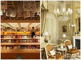 Khách sạn xa hoa, lâu đời bậc nhất Paris có giá 465 triệu đồng/đêm