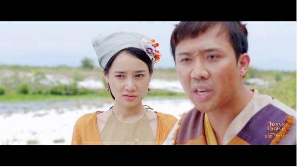 Trấn Thành đem tiểu phẩm hài của Thánh đà đa vào phim Trạng Quỳnh-2