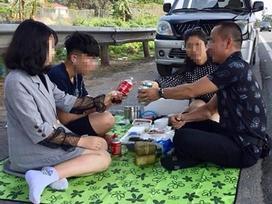 Danh tính người đàn ông Thanh Hóa mở tiệc ở cao tốc Nội Bài - Lào Cai