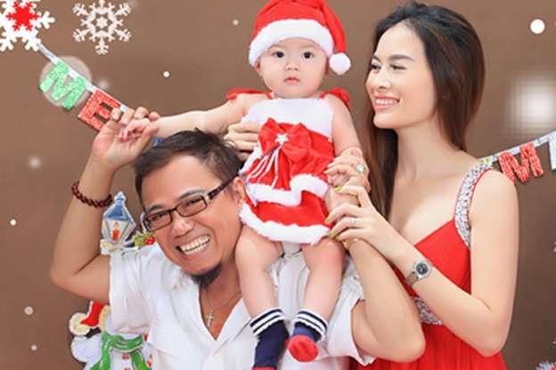 Quý ông showbiz Việt lấy vợ kém cả 20 tuổi: người hạnh phúc, kẻ ly hôn-2