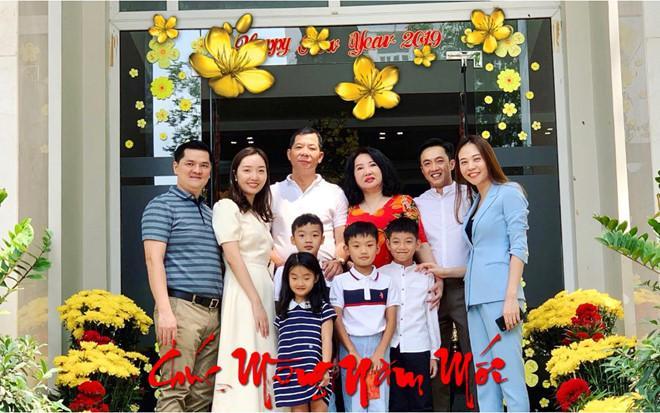 Cường Đô La và Đàm Thu Trang mong sớm có con tuổi Hợi-2
