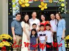 Cường Đô La và Đàm Thu Trang mong sớm có con tuổi Hợi