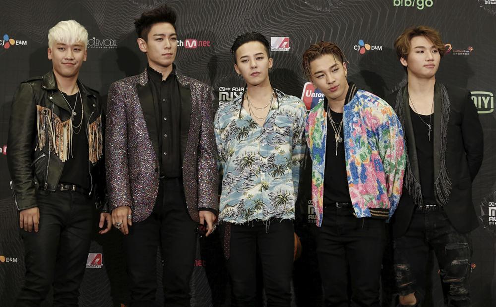 Big Bang và tương lai mù mịt của biểu tượng âm nhạc Kpop-1