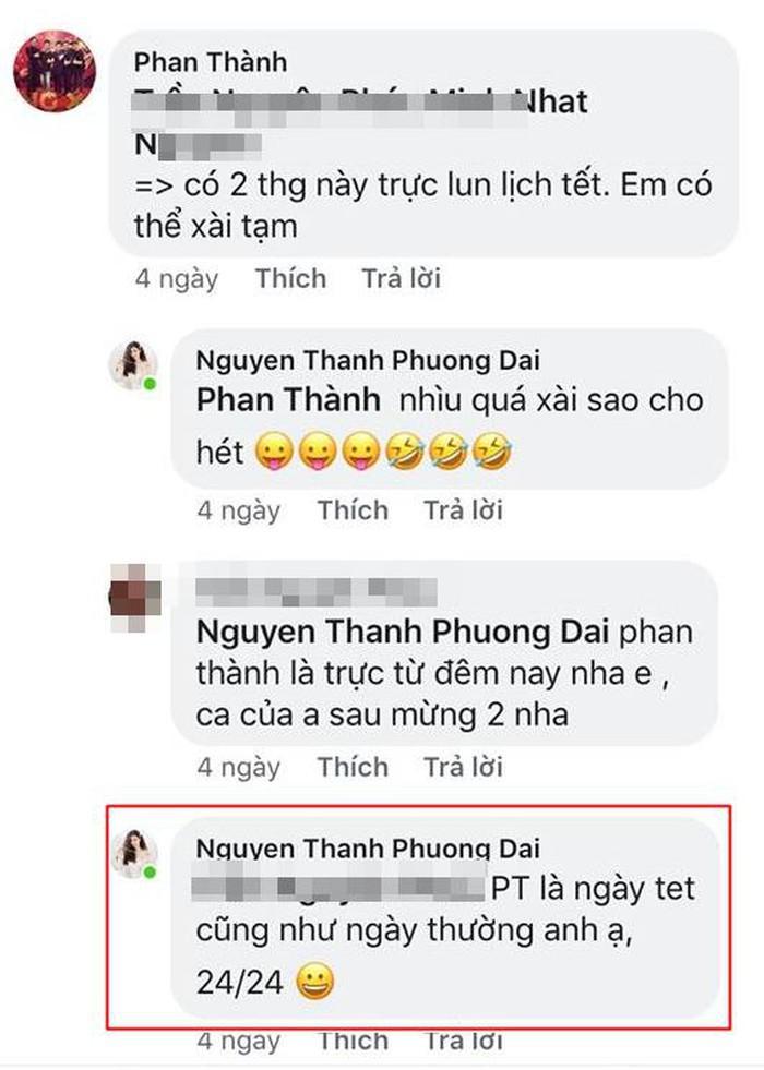 Chia tay bạn gái hotgirl Phan Thành khoe ảnh đi ăn với bóng hồng mới, cả hai thường xuyên thả thính trên mạng xã hội-3