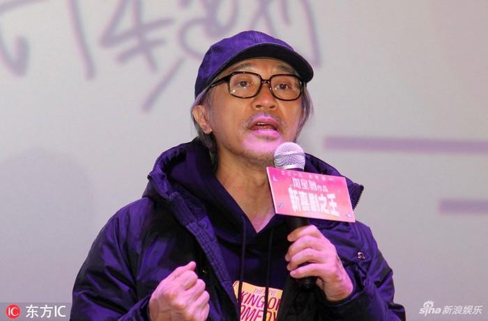 Châu Tinh Trì thừa nhận điện ảnh Trung Quốc đã có vua hài mới-1