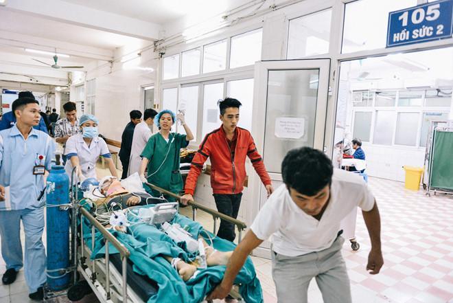 Hơn 4.000 người nhập viện vì đánh nhau trong Tết-1