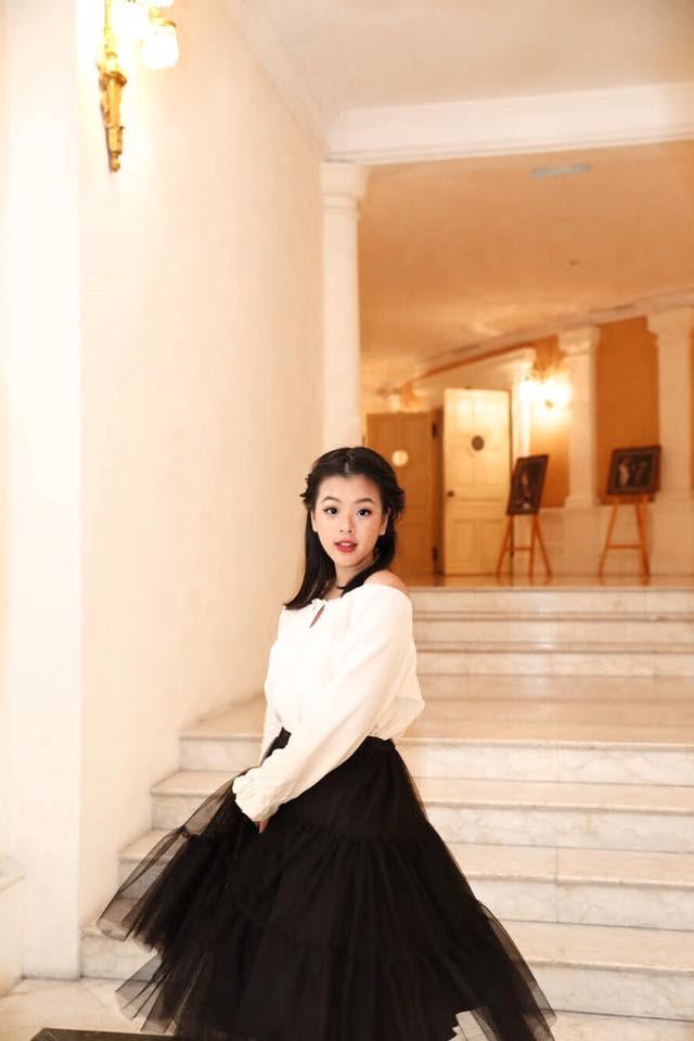 Con gái nghệ sĩ Chiều Xuân: Rất vui khi được mẹ cho hết số lì xì Tết-3