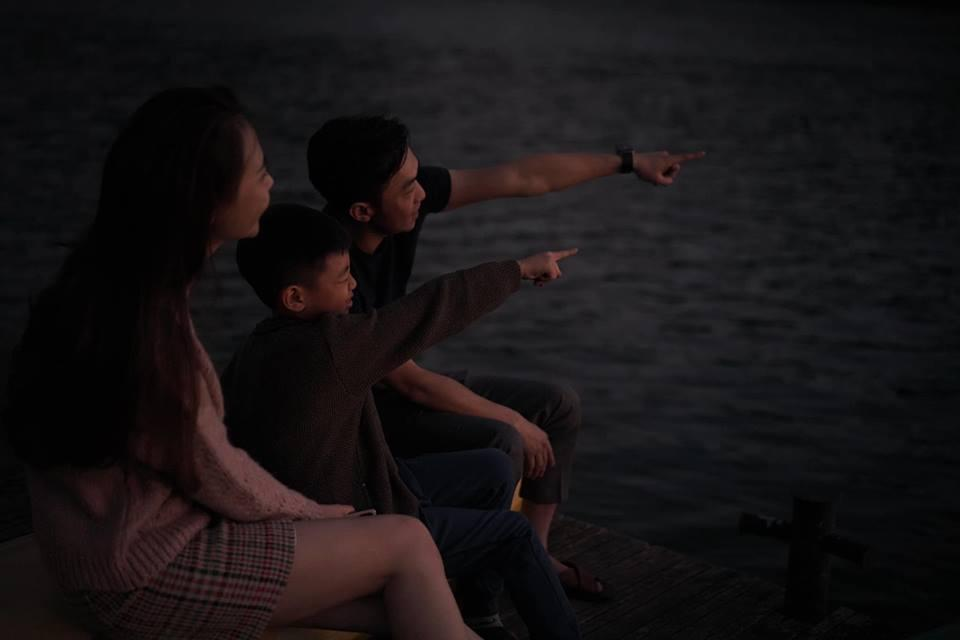 Bức ảnh đẹp nhất ngày đầu năm: Subeo hạnh phúc bên ba Cường Đô La và mẹ kế Đàm Thu Trang-5