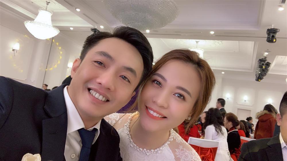 Bức ảnh đẹp nhất ngày đầu năm: Subeo hạnh phúc bên ba Cường Đô La và mẹ kế Đàm Thu Trang-11