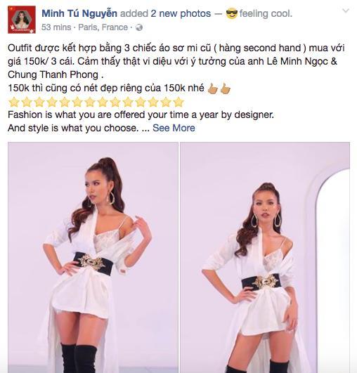 Mới đầu năm mới, Minh Tú háo hức nhặt đồ sida trong chuyến đi Thái Lan-1