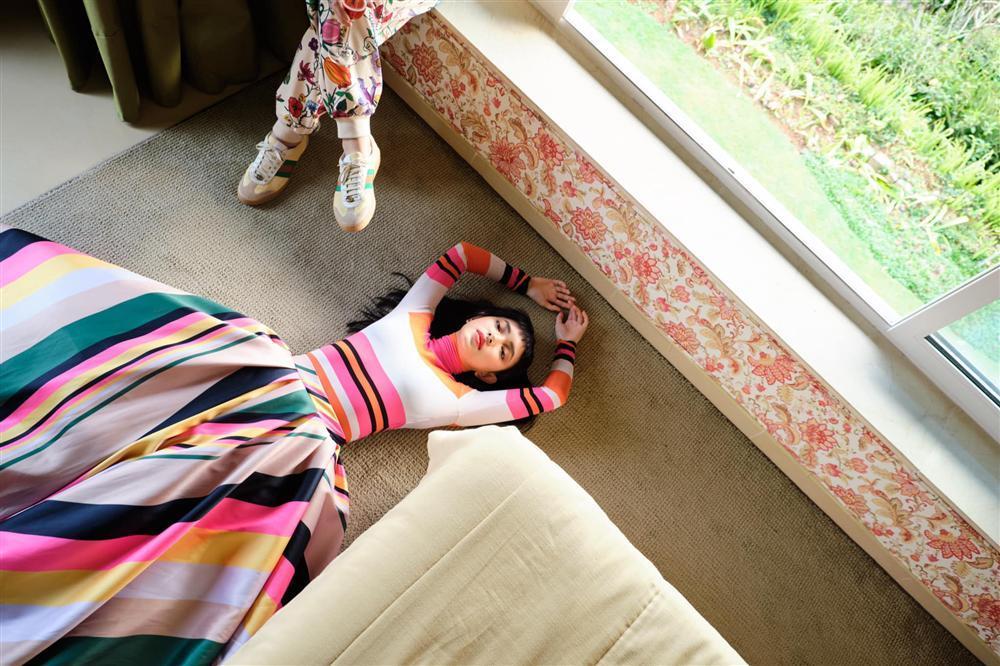 Đăng ảnh sống ảo cực bảnh bao, Quang Hải bị soi dùng lại caption của Hoa hậu Đặng Thu Thảo-9