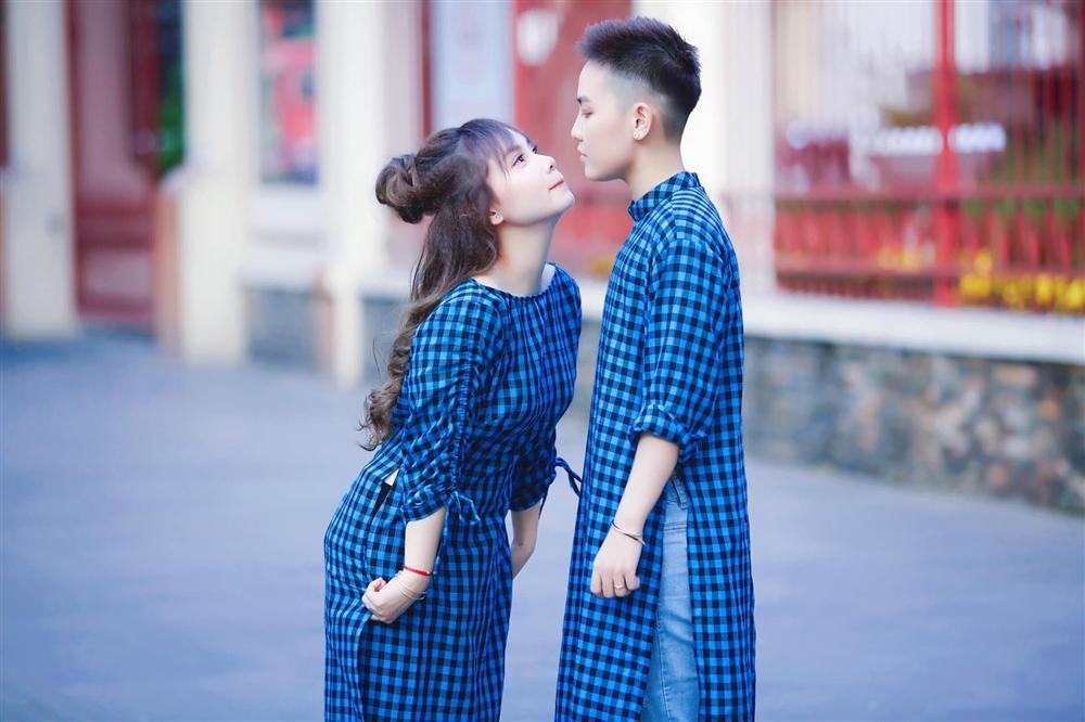 Clip tình đồng giới của tomboy Bi Bảo hiến kế giúp chị em được phái nam yêu ngay từ cái nhìn đầu tiên đang được chia sẻ rầm rộ-2