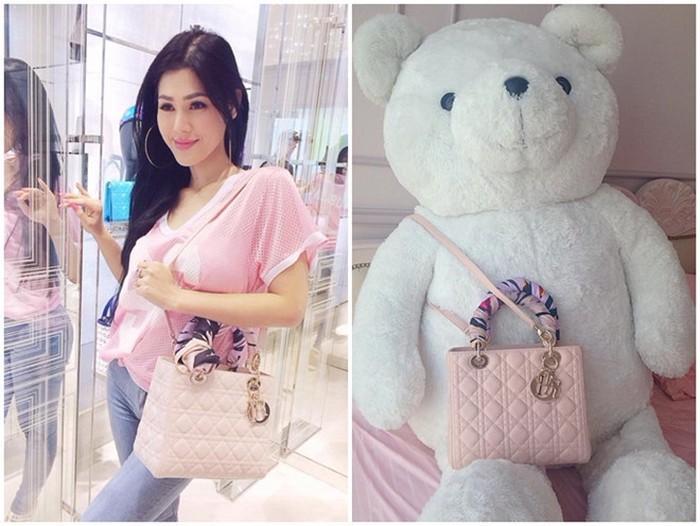 Ngắm quà Valentine hàng hiệu xa xỉ của mỹ nhân Việt-10