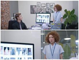 Lan Ngọc rơi nước mắt vì bị Bình An xua đuổi trong tập 11 'Mối Tình Đầu Của Tôi'