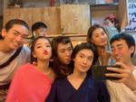 Đằng sau một bức ảnh selfie đơn giản của BB Trần, Hải Triều, Quang Trung, Diệu Nhi là sự thật 'đau lòng'