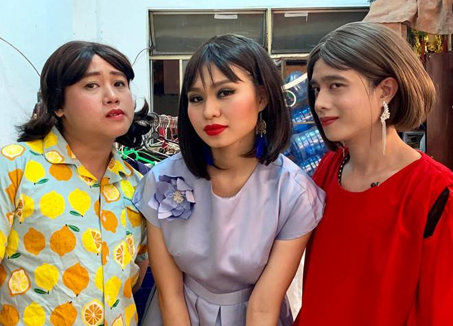 Diễn viên Việt kể bị khan tiếng, cát-xê tăng nhiều khi diễn kịch Tết-7