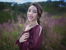 Thu Trang kể đi diễn hài, cha bật khóc như trong phim Châu Tinh Trì