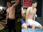 Đọ body 6 múi cầu thủ: Văn Lâm và Bùi Tiến Dũng bất phân thắng bại, Đình Trọng xếp cuối bảng