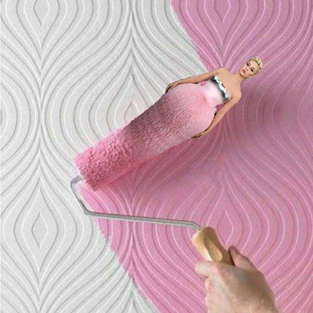 Chiếc đầm hồng thảm họa của Katy Perry ở Grammy 2019 trở thành nguồn cảm hứng chế ảnh siêu lầy-2