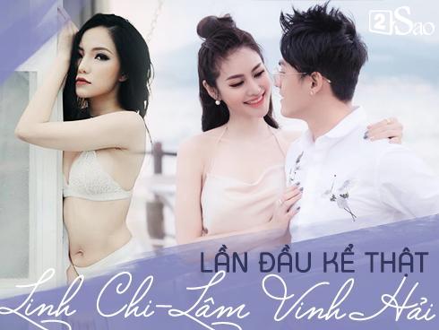 Linh Chi lần đầu phơi bày mọi góc tối của vợ cũ Lâm Vinh Hải