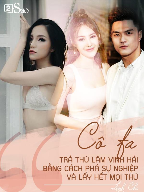Chỉ đến khi lấy Lâm Vinh Hải rồi, người mẫu Linh Chi mới chịu LẦN ĐẦU NÓI THẬT: Vợ cũ của chồng tôi là người đáng khinh-6