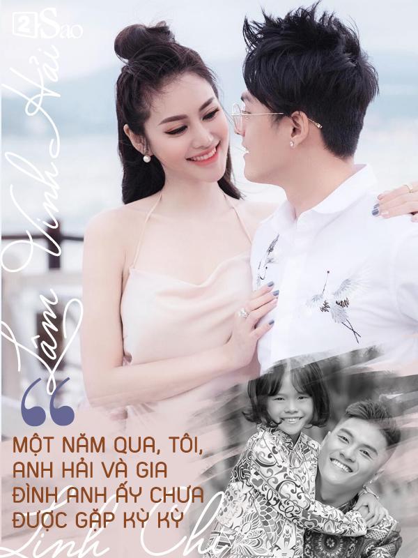 Chỉ đến khi lấy Lâm Vinh Hải rồi, người mẫu Linh Chi mới chịu LẦN ĐẦU NÓI THẬT: Vợ cũ của chồng tôi là người đáng khinh-7