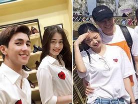 Vừa mở màn năm Kỷ Hợi, 2 cặp trai tài gái sắc của showbiz Việt có vẻ đã muốn công khai chuyện hẹn hò
