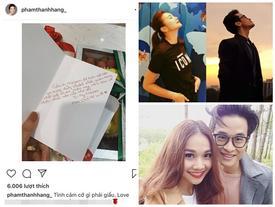 Thấy Thanh Hằng thân thiết với em gái Hà Anh Tuấn, fan lại hết lòng mong siêu mẫu và nam ca sĩ về chung một nhà