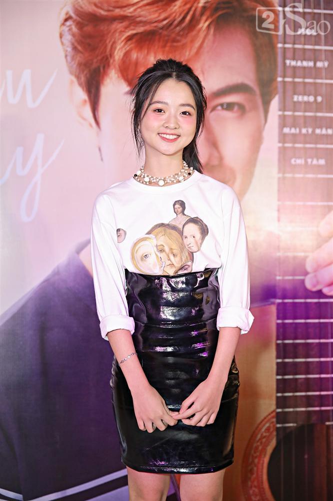 Nhóm nhạc thảm họa Zero9 đóng phim cùng em bé đáng sợ nhất Việt Nam Lâm Thanh Mỹ-1