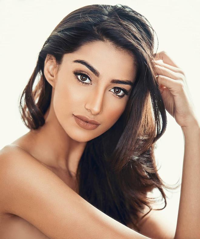 Vượt Miss World lẫn Miss Universe, cô gái Ấn Độ đẹp như tiên lên ngôi Hoa hậu của các hoa hậu 2018-6
