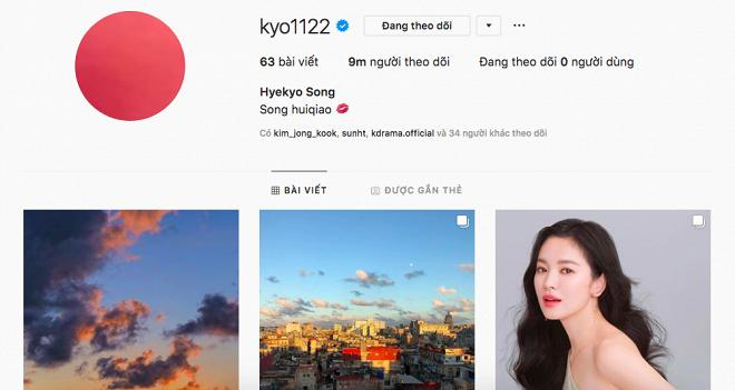 Động thái mới nhất của Song Hye Kyo trên Instagram làm rộ tin đồn cô đã ly dị với Song Joong Ki-1