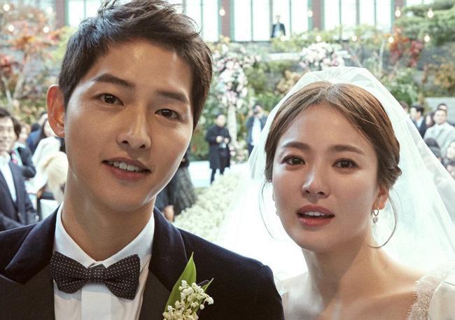Động thái mới nhất của Song Hye Kyo trên Instagram làm rộ tin đồn cô đã ly dị với Song Joong Ki-4