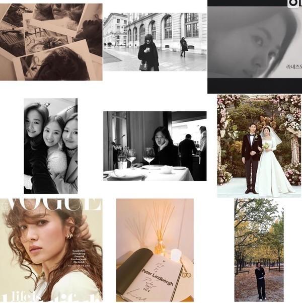 Động thái mới nhất của Song Hye Kyo trên Instagram làm rộ tin đồn cô đã ly dị với Song Joong Ki-2