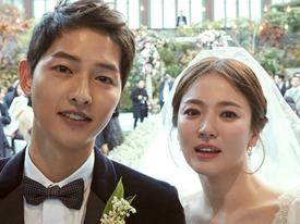 Động thái mới nhất của Song Hye Kyo trên Instagram làm rộ tin đồn cô đã ly dị với Song Joong Ki