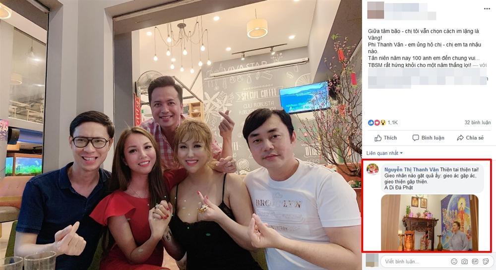 Trả lời thắc mắc vì sao vẫn cười trong khi chồng cũ tự tử vì vỡ nợ, Phi Thanh Vân nói rõ: Chiếc áo không mặc được nữa thì bỏ thôi-6