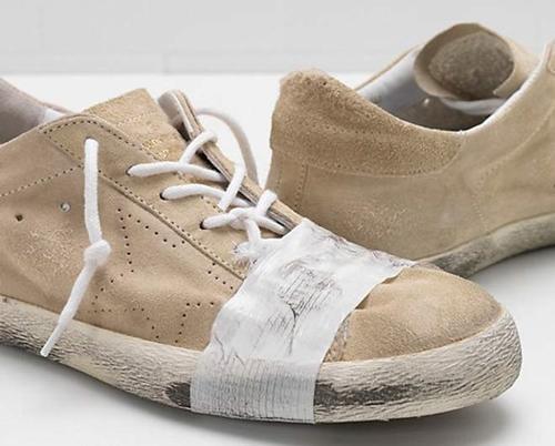 Giày bẩn, giày rách giá cắt cổ tưởng đùa mà thật-4