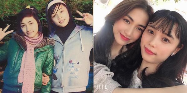Hòa Minzy bị tẩy chay nhưng người bạn thân bỗng gây chú ý nhờ công khai ảnh thời trẩu tre cùng nữ ca sĩ-1