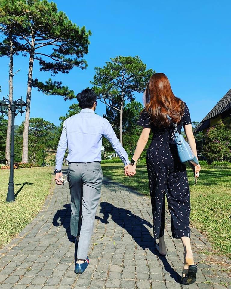 Vừa đính hôn, Đàm Thu Trang đã gọi Cường Đô La là cục nợ-3