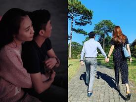 Vừa đính hôn, Đàm Thu Trang đã gọi Cường Đô La là 'cục nợ'