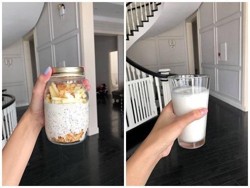 Làm bạn với bơ và trứng luộc, đây là bí kíp giúp Hà Tăng - Châu Bùi giữ dáng hoàn hảo-5
