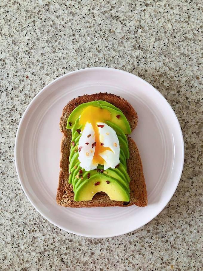 Làm bạn với bơ và trứng luộc, đây là bí kíp giúp Hà Tăng - Châu Bùi giữ dáng hoàn hảo-3