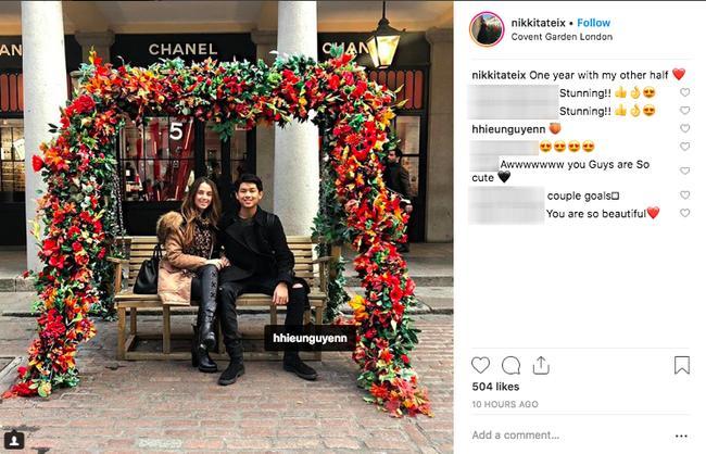 Nghi vấn em chồng Hà Tăng chia tay bạn gái xinh đẹp trước ngày Valentine?-6