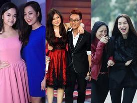 Những mối quan hệ 'thân tưởng chết' bỗng dưng đứt gánh giữa đường của showbiz Việt