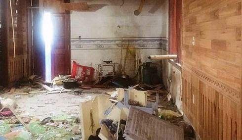 9 người trong gia đình thoát chết trong vụ nổ mìn sáng mùng 5 Tết-1
