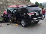 Tin mới vụ xe khách và ô tô đâm nhau kinh hoàng trên cao tốc-2