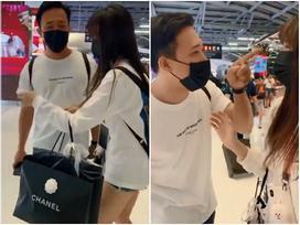 Ép Trấn Thành tặng túi xách hàng hiệu 10.000 USD, Hari Won không ngờ bị chồng 'vả sấp mặt' trước thềm Valentine