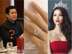 Hoa hậu Phạm Hương công khai đã đính hôn, vậy hôn phu của cô ấy là ai?