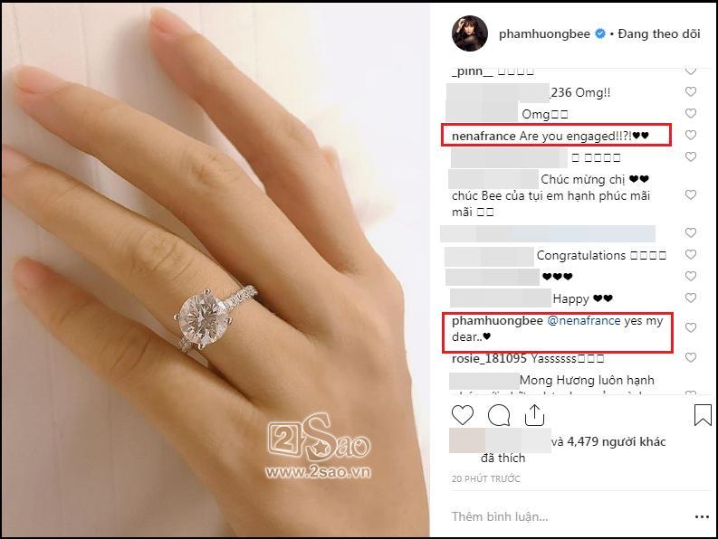 Hoa hậu Phạm Hương công khai đã đính hôn, vậy hôn phu của cô ấy là ai?-3