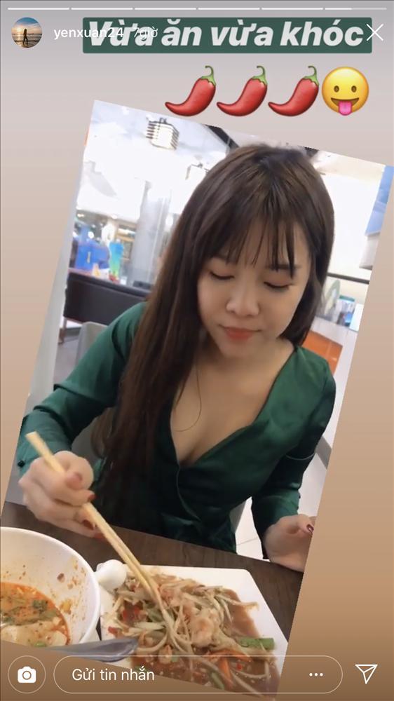 Mới xa bạn trai hơn 1 tuần, các thánh soi chỉ ra bạn gái nóng bỏng đang ở Thái Lan để thăm Đặng Văn Lâm-2